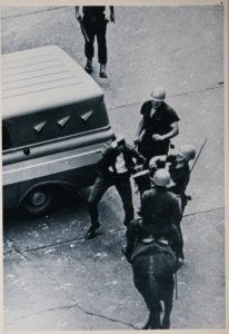 Alberto Jacob espancado e preso em 1968